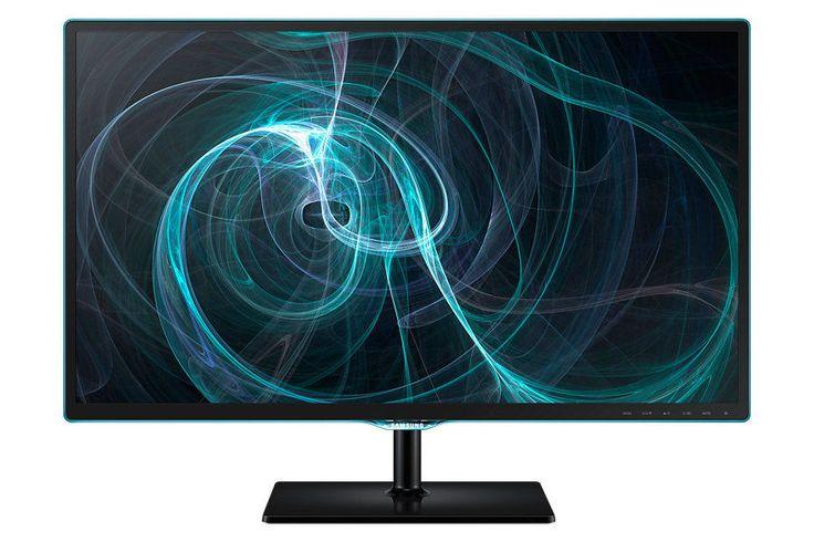 Samsung TV Monitor  54cm (21,5 Zoll) LED  VGA, HDMI, USB, T22D390EW