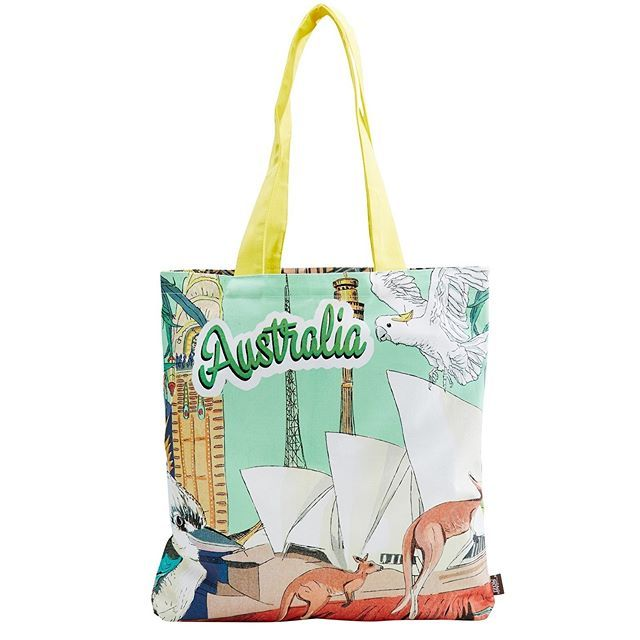 Nothing says 'Australia' more than our cotton tote.