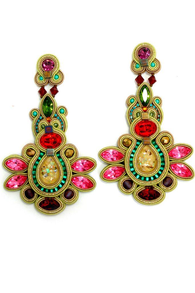 Dori Csengeri earrings | AIBIJOUX, Fashion jewelry