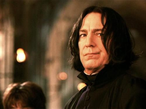 "Harry Potter"" Who Said It: Severus Snape Or Harry From ""Love ..."