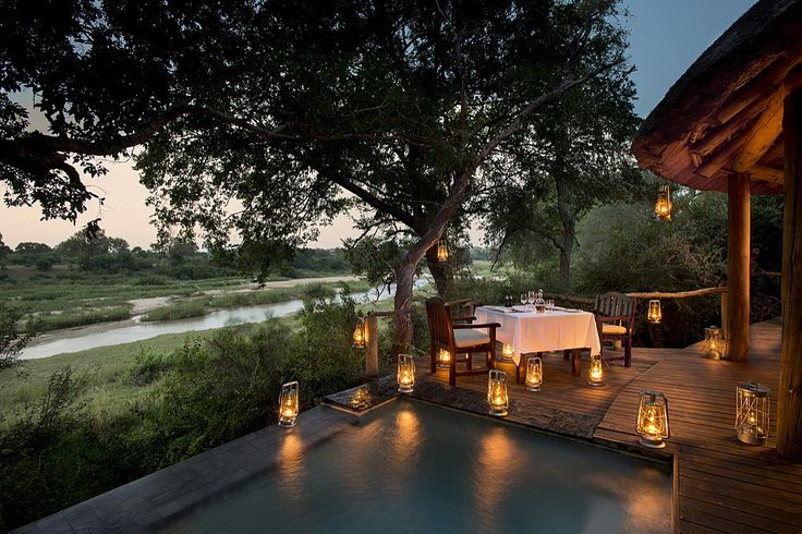 River Lodge, Sabi Sands Game Reserve, South Africa