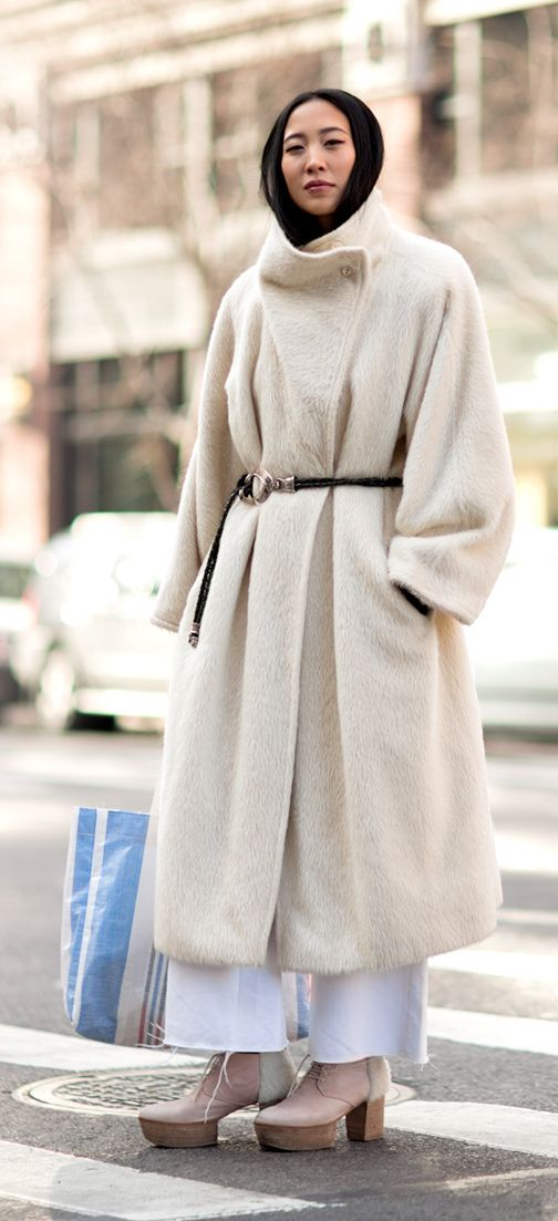 3 Looks / Long Coat