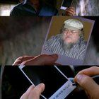 Whenever George R. R. Martin says Winds of Winter will be released next year Bolly4u