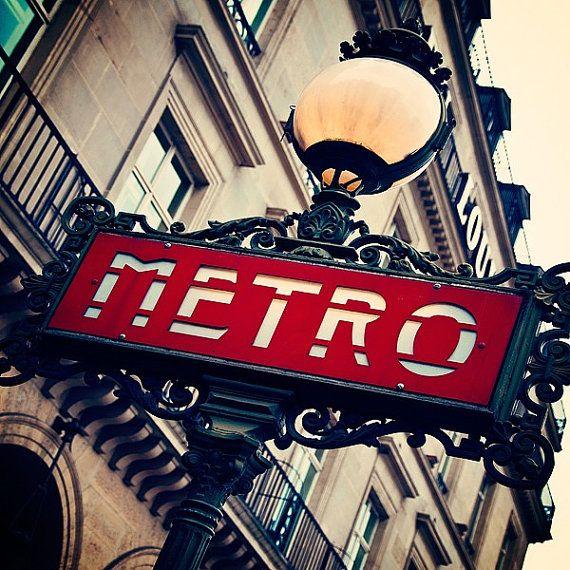 Metro.Mine was Pigalle.