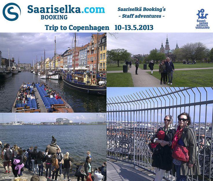 Trip to Copenhagen 10-13 May 2013 | Saariselka.com #saariselka #saariselkabooking #staffadventure #saariselankeskusvaraamo