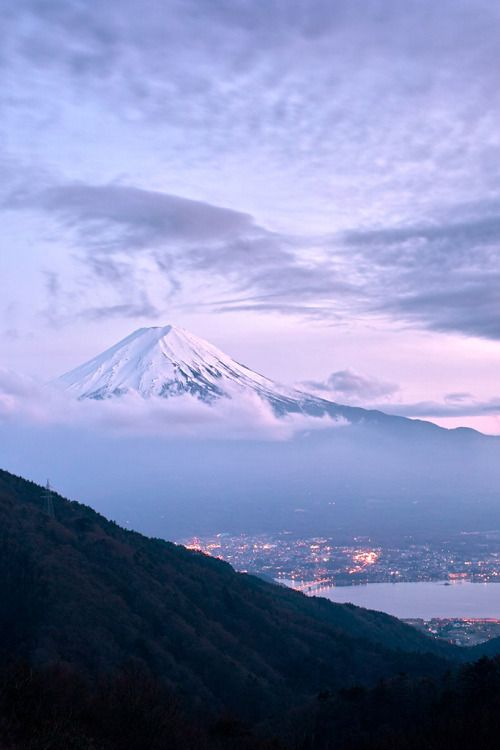 ZZZZZ — agreeing: Mt. Fuji at 18:31