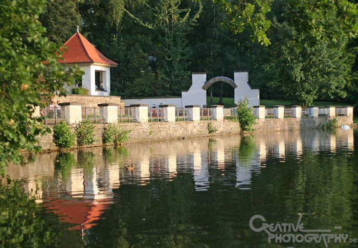 our lovely Hangeweiher park...