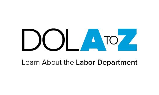 Learn About the Labor Department.....  E laws... Employment laws assistance for workers and small businesses... Department of Labor advisory service and website