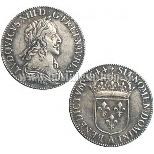 Minca France Louis XIII