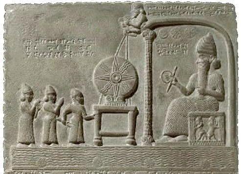 SUN-GOD SHAMASH  Forum Christien Biblique :: Les origines du catholicisme, le culte de Mithra