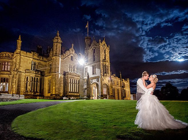 Allerton Castle, Yorkshire | 24 Breathtaking British Wedding Venues