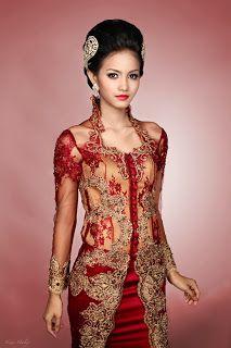 Indonesia kebaya 2014