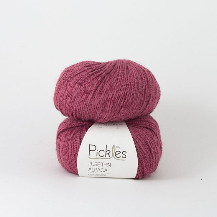 Pickles Pure Thin Alpaca - Lyng