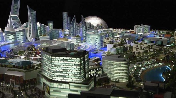 Dubai's Mega Project: #TheMalloftheWorld