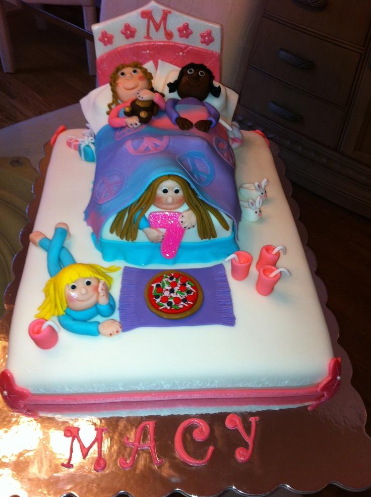 35 best Sleepover Cakes images on Pinterest | Sleepover ...