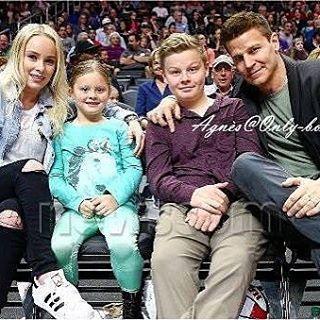 david boreanaz and family - photo #9
