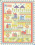 McCall's Quilting America the Beautiful Quilt Along Pattern PDF Download (DPMQV1501P)