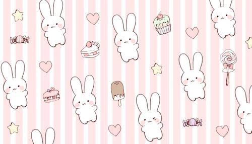 รูปภาพ cute, pink, and candy