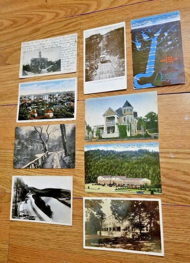 25 best projects to try images on pinterest nashville chattanooga gatlinburg tennesse 1900s stamped postcards fandeluxe Images