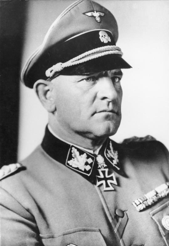 Josef Dietrich 1892-1966