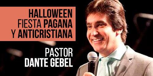 Pastor Dante Gebel aconseja a los padres sobre halloween