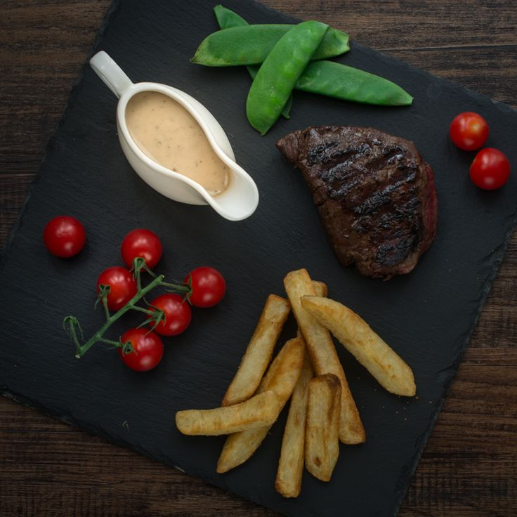 Peppercorn sauce without cream - My quick and easy peppercorn sauce ...