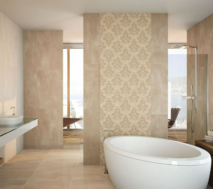 Sober & exquisite #style. The 9506 series. #bathroom #decoration #ceramics #tiles #interiordesign