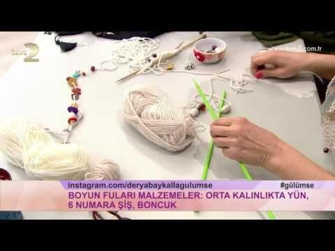 Tek Parçada Örülen Hızlı ve Kolay Yelek Yapımı | Alize Fashion Boucle Kullanılarak - YouTube
