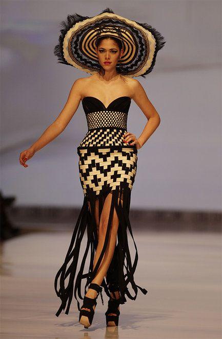 APTOPIX Colombia Fashion