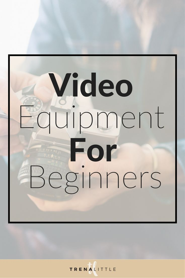Don't let equipment be an excuse why you aren't creating video content for your business! I'm sharing budget friendly equipment you might already have to start creating lead converting quality video content today!  Click the pin to watch the 3 pieces of equipment I use!