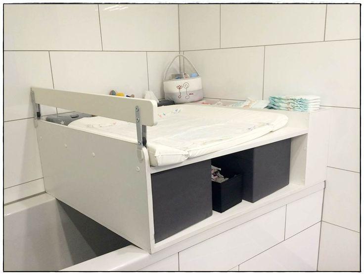 wickelaufsatz fur badewanne baby pinterest wickelaufsatz badewannen und wickelkommode. Black Bedroom Furniture Sets. Home Design Ideas