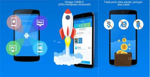 Download Apps SHAREit – Connect & Transfer APK Mod for