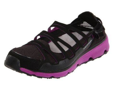 NEU-Salomon-Schuhe-Trekking-Laufschuhe-Damen-Sandale-Outdoor-S-Fly-Slip-Freizeit