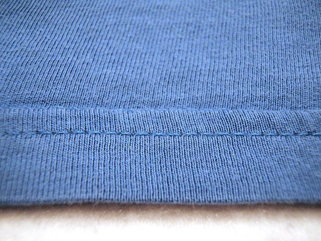 Hemming stretch fabric