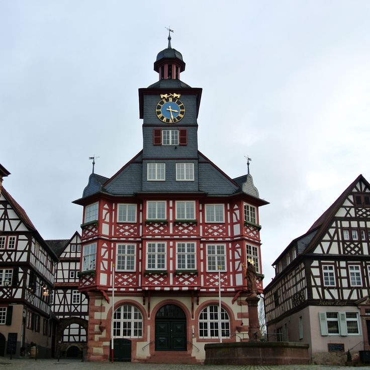 418 best fachwerk half timber house images on pinterest for Fachwerk winkel