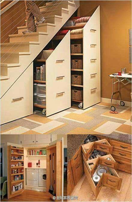 Storage Ideas for around the house