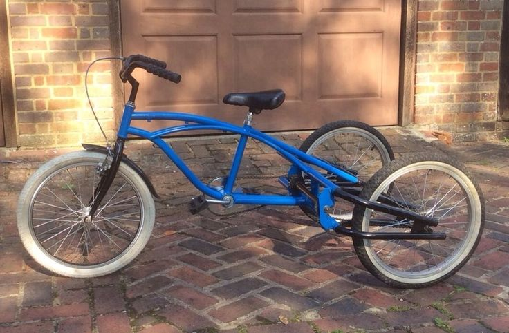 Custom Made Low Rider Chopper Trike Complete One Off in Sporting Goods, Cycling, Bikes | eBay