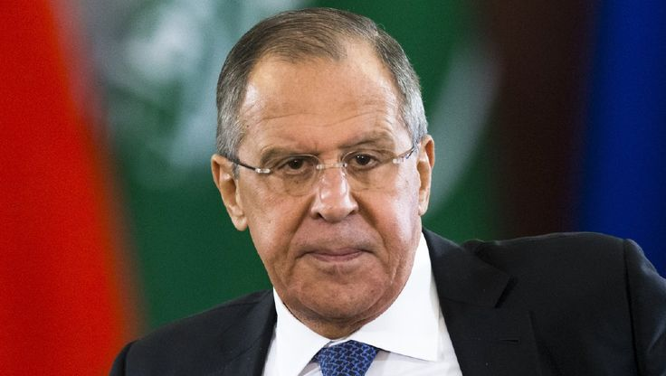 10/31/2017 RUSSIAGATE: 'Without any evidence, we have been blamed,' the Russian foreign minister Sergey Lavrov said. 'Fantasy has no limits.'