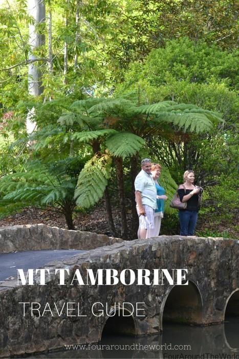 Mt Tamborine Travel guide