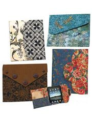 Tech Cover Sewing Patterns - I-Cozy Palooza iPad Cover