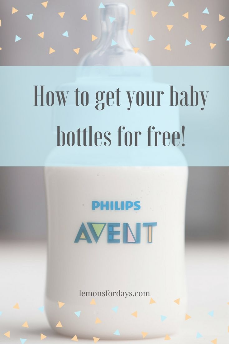 Having a baby can be overwhelming and we all need a little mommy me-time every now and again. Bottle feeding allows you to do just that and fortunately, I have some freebies for you!   Here's how to get free baby bottles if you live in Canada :)  (www.lemonsfordays.com) #ad