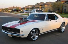 1967 Chevy Camaro RS SS Coupe