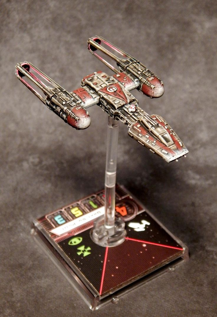 x wing miniature y wing repaint - Recherche Google | Star Wars | Pinterest | Miniature, X wing ...