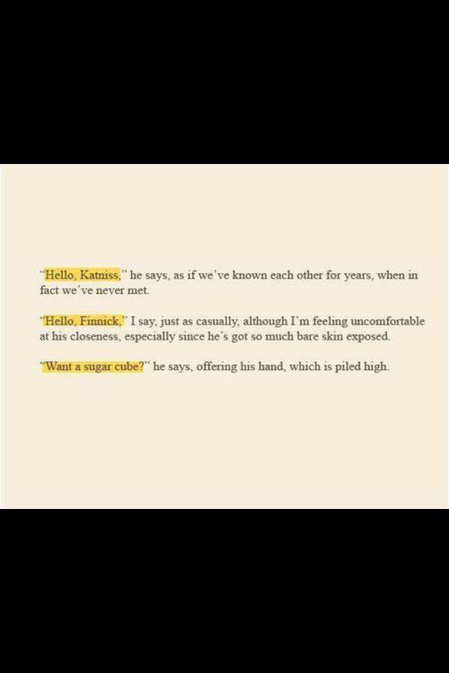 Finnick. ❤❤❤