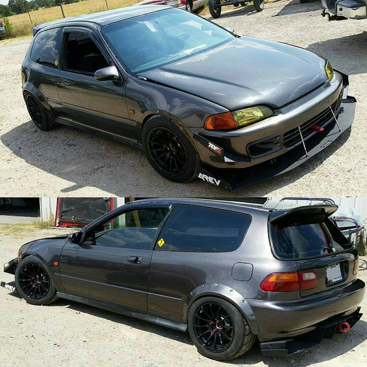 174 Best Honda Civic Images On Pinterest Cars Car And Dreams