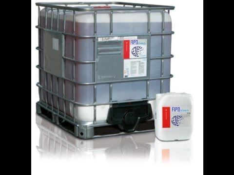 Detergentes de membranas en contenedor biodegradable
