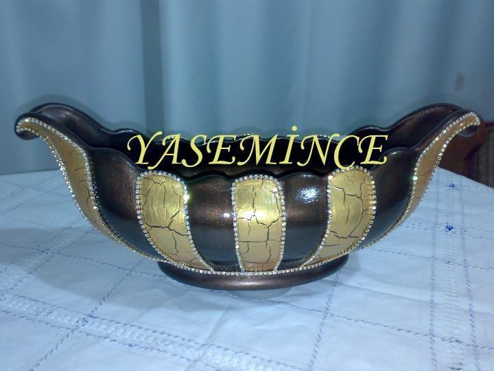 Yasemince Ahşap Kumaş Seramik Boyama & Yasemince Dekopaj ResimLeri  &   YaseminCe All types of Art Grup