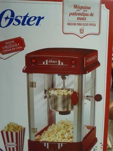 Maquina De Palomitas Oster Fpsbpp7310 - $ 1,739.00