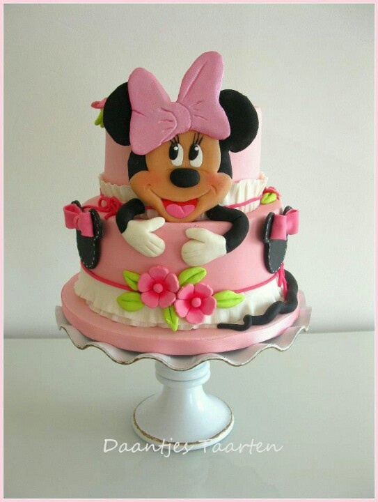 261 Best Images About Cakes Birthday Mickey On Pinterest