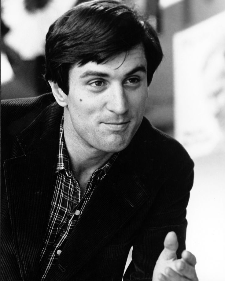 Robert De Niro, the perfect man.